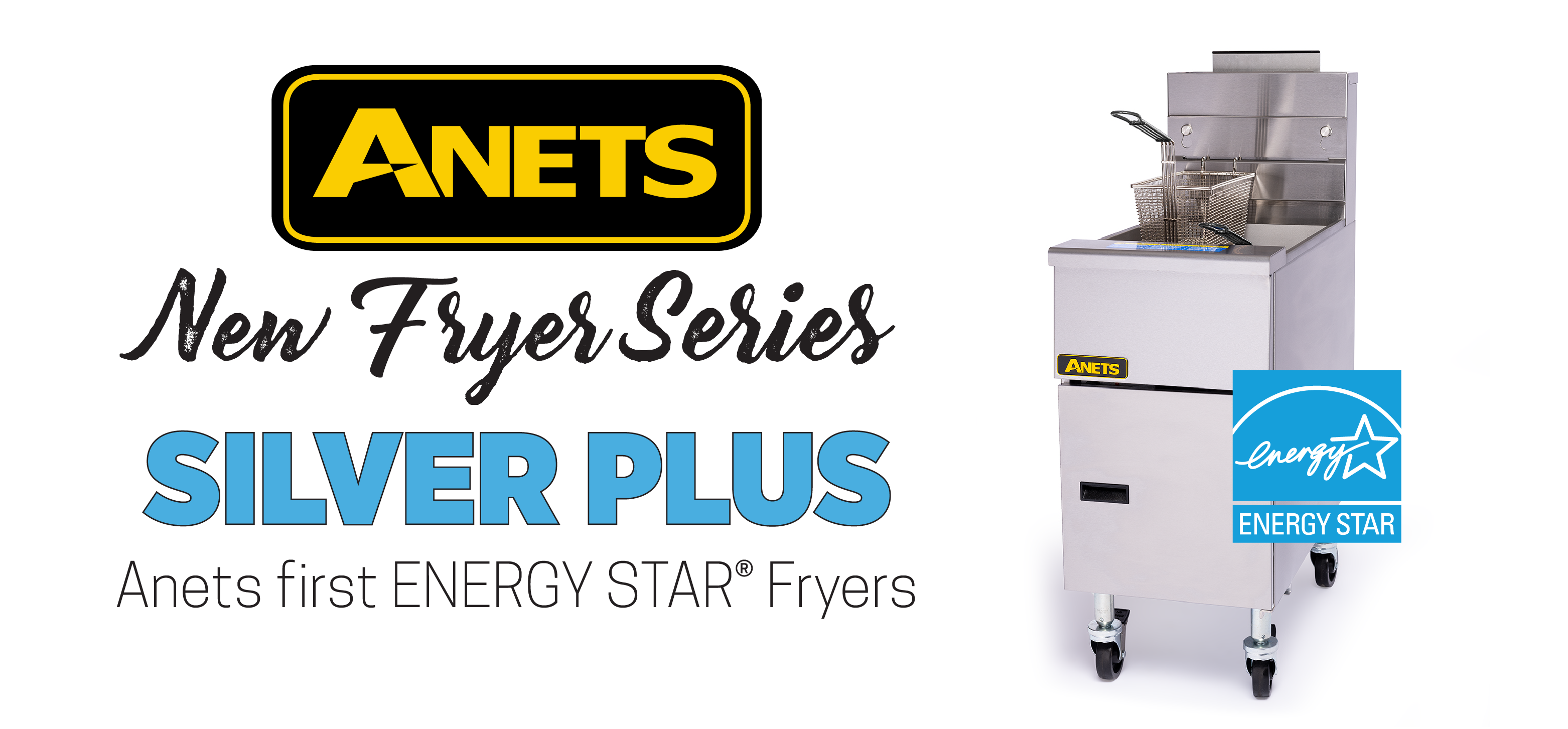silver plus seriers fryer slide